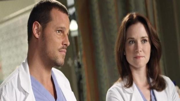 Grey's Anatomy - Saison 7. Série créée par Shonda Rhimes en 2005. Avec : Ellen Pompeo, Patrick Dempsey, Sandra Oh et Justin Chambers