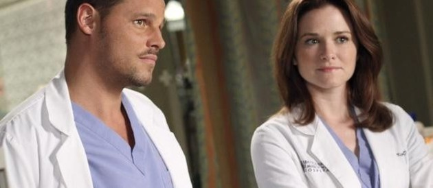 Grey&#039;s Anatomy - Saison 7. Srie cre par Shonda Rhimes en 2005. Avec : Ellen Pompeo, Patrick Dempsey, Sandra Oh et Justin Chambers
