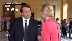 """""""Il n'y a pas de justice de gauche et de droite en France"""" estime un député UMP"""