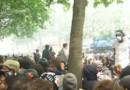 Manifestation contre la loi Travail : des heurts dans le cortège parisien