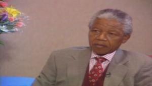 Nelson Mandela en 1994