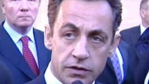 Nicolas Sarkozy sortie conseil ministre