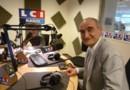 Pascal Nègre, PDG d'Universal Music, dans le studio de LCI radio
