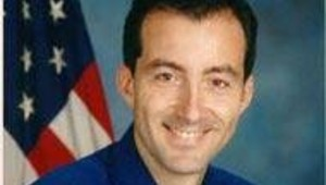 philippe perrin astronaute cnes nasa iss AFP