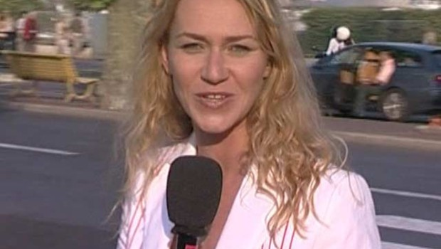 TF1/LCI Cannes 2006 Sandra Freeman