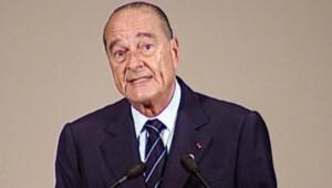 TF1/LCI : Jacques Chirac s'exprimant au sommet de la Francophonie de Bucarest