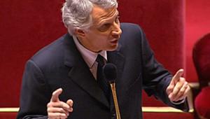 Villepin Dominique Assemblée CPE