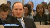 Procès Breivik: la défense plaide contre son internement psychiatrique