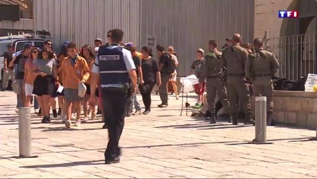 A Jérusalem, la sécurité est l'affaire de tous