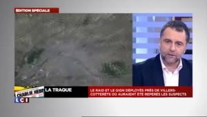 """Attentat contre Charlie Hebdo : """"Pas des gens dont le profil est de discuter"""", selon FO"""