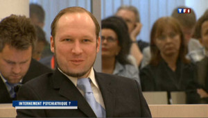 Breivik pourrait ne jamais sortir de l'asile