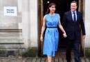 Le Premier ministre conservateur David Cameron et sa femme votent à Londres pour le référendum sur la place du Royaume-Uni dans l'Union européenne
