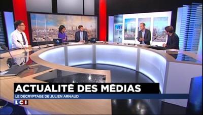 Médias : les audiences du mois de janvier