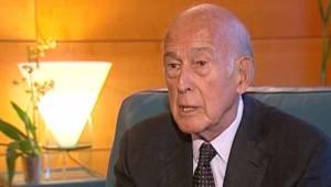 TF1/LCI - Valéry Giscard d'Estaing, le 25 août 2007