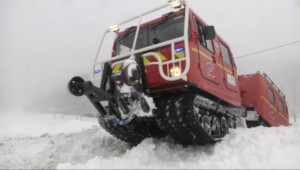 Le 20 heures du 7 février 2015 : Neige : prudence sur les routes de Corse - 282.702