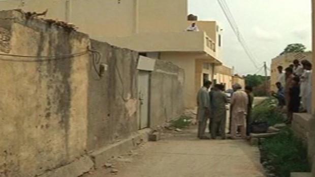 Pakistan : la maison de Rimsha, la jeune chrétienne accusée de blashphème (août 2012)