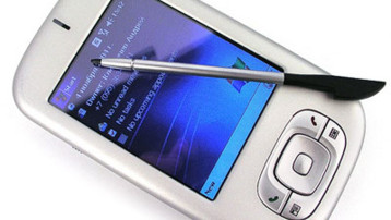 Qtek 100 Windows Mobile