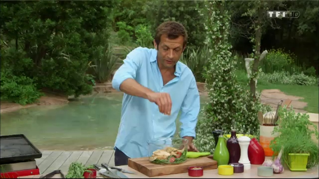 Salade de haricots verts petits plats en equilibre mytf1 - Mytf1 petit plat en equilibre ...
