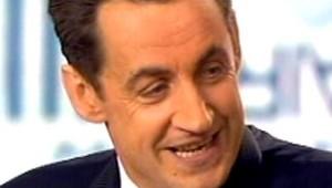 Sarkozy ump bourget