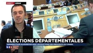Départementales : le Pas-de-Calais devrait rester (de justesse) à gauche