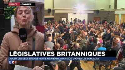 Election au Royaume-Uni : et si le parti nationaliste écossais détenait la clé du scrutin ?