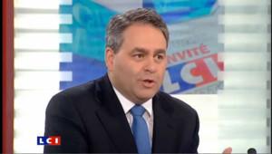 LCI - Xavier Bertrand est l'invité politique de Christophe Barbier