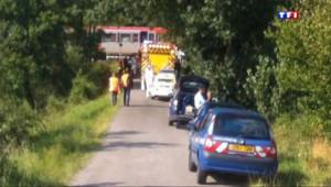 Le 20 heures du 17 juillet 2014 : Pyr�es-Atlantiques : une collision entre un TGV et un TER fait au moins 17 bless�- 558.652