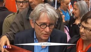"""Loi Travail : """"Le gouvernement est sourd, le conflit va durer"""", selon Jean-Claude Mailly"""