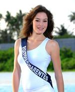 Miss Poitou Charentes 2010 - Pearl Crosland - Election candidate Miss France 2011- © SIPA - Interdit à toute reproduction, téléchargement ou stockage