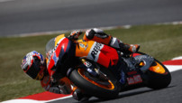 MotoGP Stoner Honda 2012 Barcelone