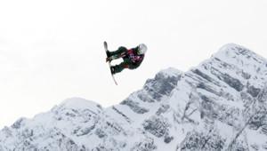 sarka Pancochova snowboard slopestyle