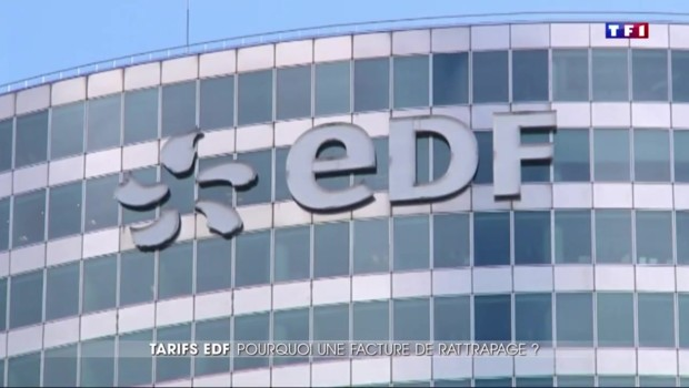Tarifs réglementés d'EDF : 28 millions de foyers doivent payer une note de rattrapage