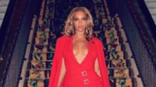 Beyonce : son décolleté plongeant met le feu à un combat de boxe