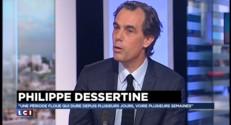 """Dette : """"Si les taux d'intérêt montent, la France pourrait en subir les conséquences"""""""