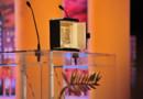 Festival de Cannes : la Palme d'or (photo prise durant la cérémonie de remise des prix de 2011)