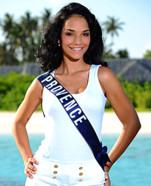 Miss Provence 2010 - Analisa Kebaili - Election candidate Miss France 2011- © SIPA - Interdit à toute reproduction, téléchargement ou stockage