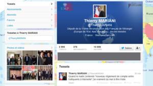 Tweet Mariani Marseille