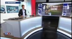 Vatican : le pape organise un match de foot pour la paix