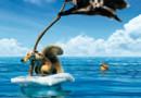 Affiche teaser du film L'Age de glace 4 : la dérive des continents