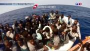 Crise migratoire : 6000 personnes ont rejoint les côtes italiennes la semaine dernière