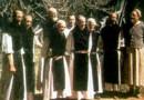 L'une des rares images des moines français de Tibéhirine, tués en 1996
