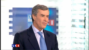 LCI - Jérôme Cahuzac est l'invité politique de Christophe Barbier