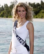 Miss Rhone alpes 2010 - Elise Charbonnier- Election candidate Miss France 2011- © SIPA - Interdit à toute reproduction, téléchargement ou stockage