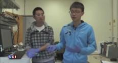 Un étudiant de Stanford invente une batterie flexible