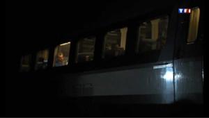Un train (image d'archives)