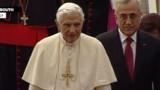 Visite du pape Benoît XVI sous tension au Liban
