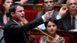 "VIDEO. Manif anti-mariage gay : Valls choqué par l'expression ""enfants gazés"""