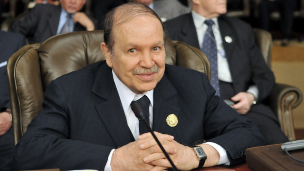 Algérie Abdelaziz Bouteflika