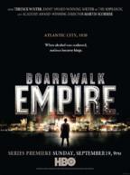 Boardwalk Empire. Série créée par Terence Winter en 2010 et réalisée par Martin Scorsese. Avec : Michael Pitt, Steve Buscemi, Kelly MacDonald et Vincent Piazza