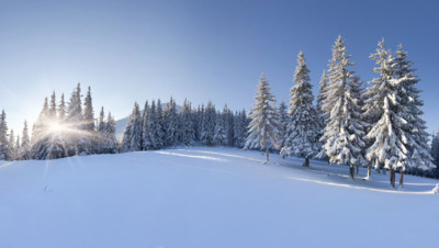 froid polaire neige soleil température températures glace glacial